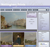 Nottingham Prints