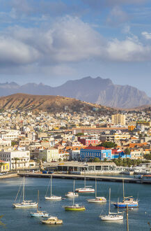 new/20191004 jai 2/view harbour mindelo sao vicente cape verde