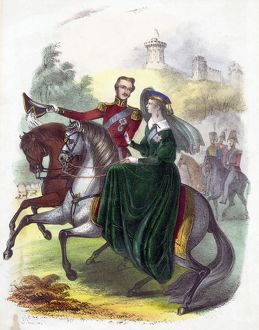 history/fortune noblet tarot 1d prince albert riding