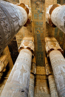 travel imagery/travel photographer collections nick brundle travel photography/temple hathor dendera egypt